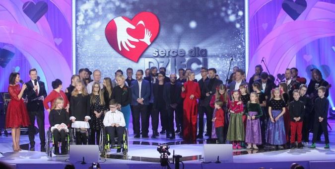 """III Koncert Fundacji Faktu """"Serce dla Dzieci"""" 2016"""